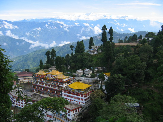 hill station darjeeling