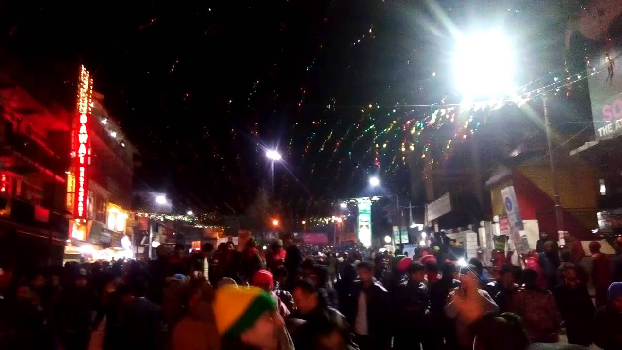 new year party manali