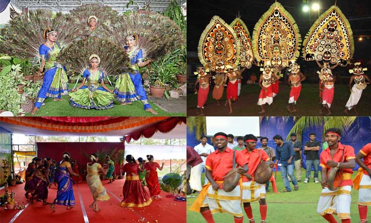 South India Dance troupe