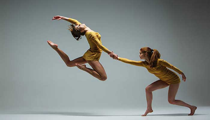 Coteporary Dance troupe